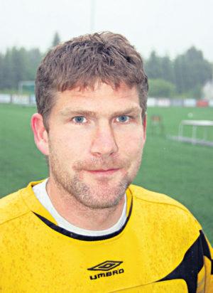 MÅLJEGER:Arild Johansen.