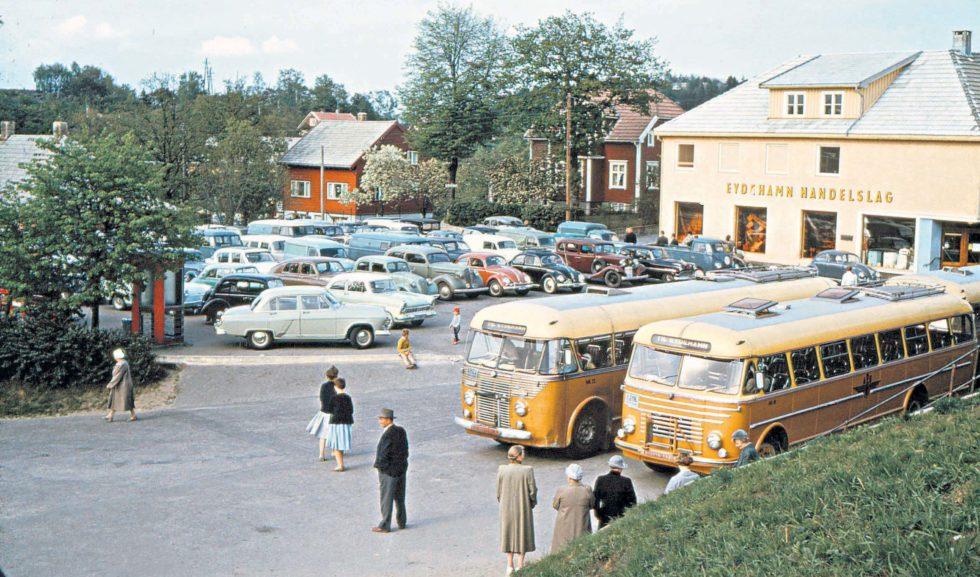 Eydehavn I «gamle Dager».