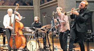 ELITELAG:Arendal Jazzklubb Forventer Fullt Hus I Lille Torungen Når Arild Andersens Sextet Inntar Scenen Med «Mingus I Aulaen» Torsdag Kveld.