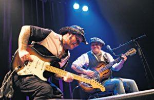 EKSPLOSIVE:Arendal Bluesklubb Lover At Det Blir En Eksplosiv Helaften Med Blues Av Høy Kvalitet På Barrique Tirsdag Kveld.