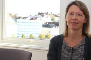 TRENGER FOSTERHJEM: Turid Kjetland I Bufetat Trenger Sørlendinger Som Vil Ta Imot Mindreårige Flyktninger Som Fosterbarn.