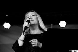 Inger Marie Gundersen Betegnes I Miljøet Som Arendals Jazzdronning. Pressefoto.