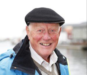 ENGASJERT: Forfatter Og Lokalhistoriker Ulrik Kirkedam. Foto: Jarle Kavli Jørgensen.