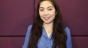 FRA FILLIPINENE: Megen Aman er 28 år og har vært 2 år i Norge.