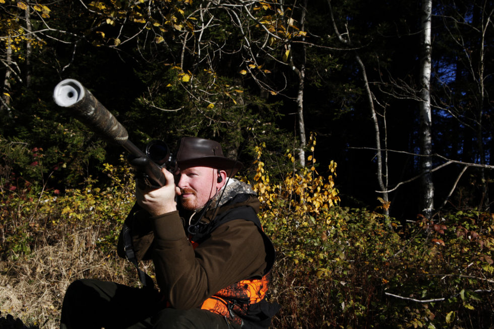 Jakten På Skogens Konge