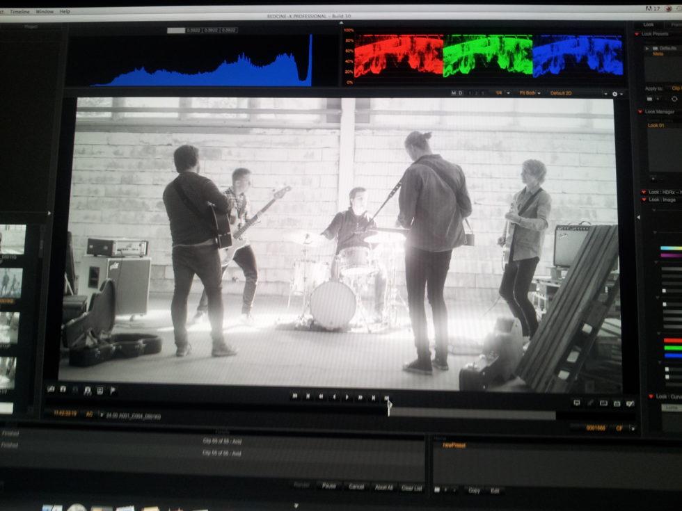 Søker Etter Lokale Band Til Musikkvideo