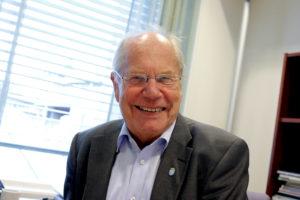 FERDIG PÅ JOBB: Einar Halvorsen Har Lagt Fra Seg Ordførerklubba, Og Drømmer Om En Rolle I Musikalteater Om Muligheten Byr Seg. Foto: Esben Holm Eskelund