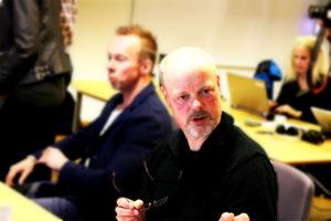 KORT SVAR:Einar Krafft Myhren Fra Sosialistisk Venstreparti Fikk Et Kort Svar Om Turstien Rundt Gjerstadvannet På Tromøy, Men Etterlyser Redegjørelse For Hva Kommunen Kan Foreta Seg.
