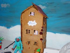 FOR ANDRE GANG: Vitensenteret I Arendal Satser På å Få Sørlandets Flotteste Pepperkakelandsby Denne Jula. Bildet Er Tatt Ved En Annen Anledning.