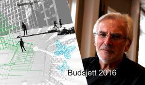 BUDSJETTKLAR: Rådmann Harald Danielsen Legger Frem Sine Forslag For 2016 Onsdag Ettermiddag. Fotomontasje