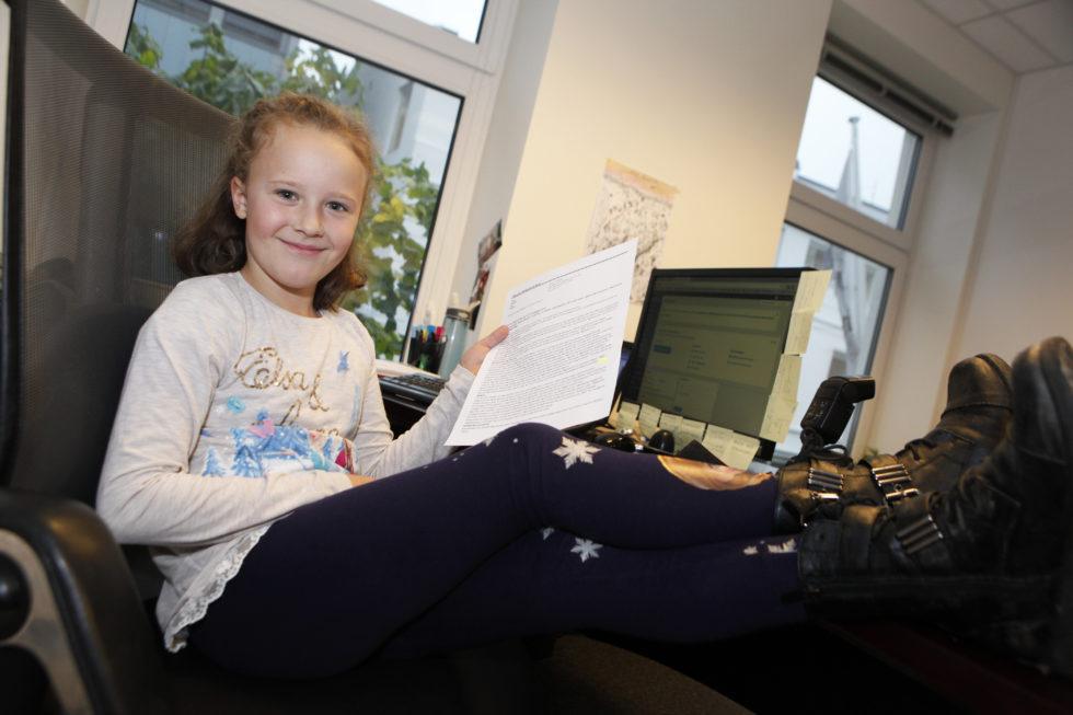 Arendals Tidende-barnet: – Avisa Burde Skrive Om Hvordan Man Lager Milkshake