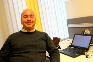 LÆRER: Anders Kylland, Opposisjonsleder For Fremskrittspartiet I Bystyret Er Tilbake I Lærerjobben. Foto: Esben Holm Eskelund