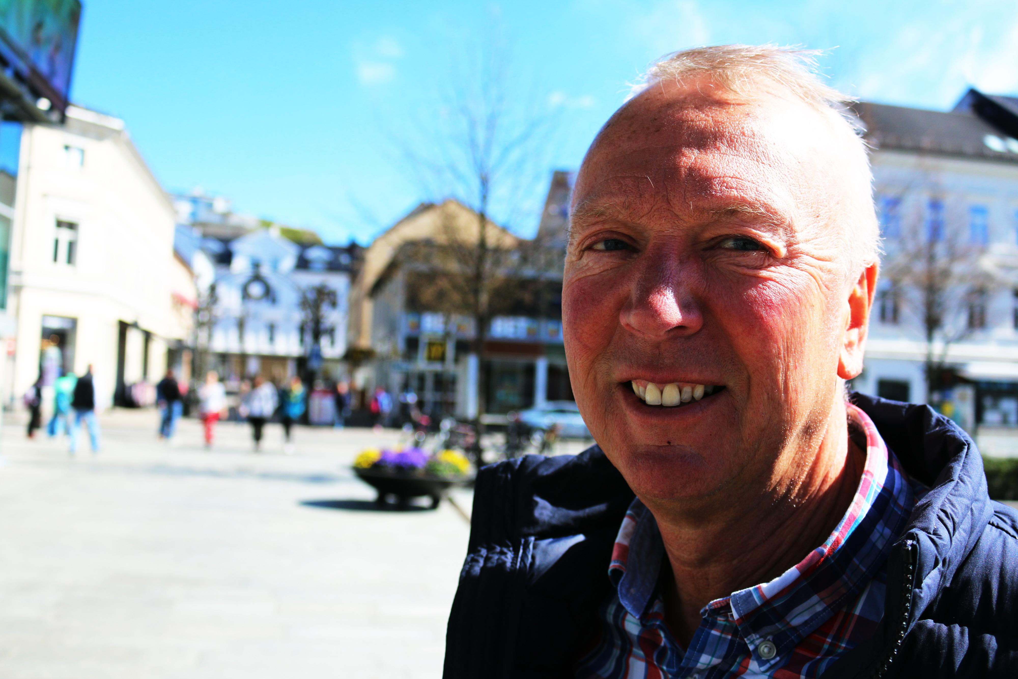 FOTBALLTOPP: Morten Kraft, daglig leder i Arendal Fotball, er nytt styremedlem i Idrettsfinans. Arkivfoto