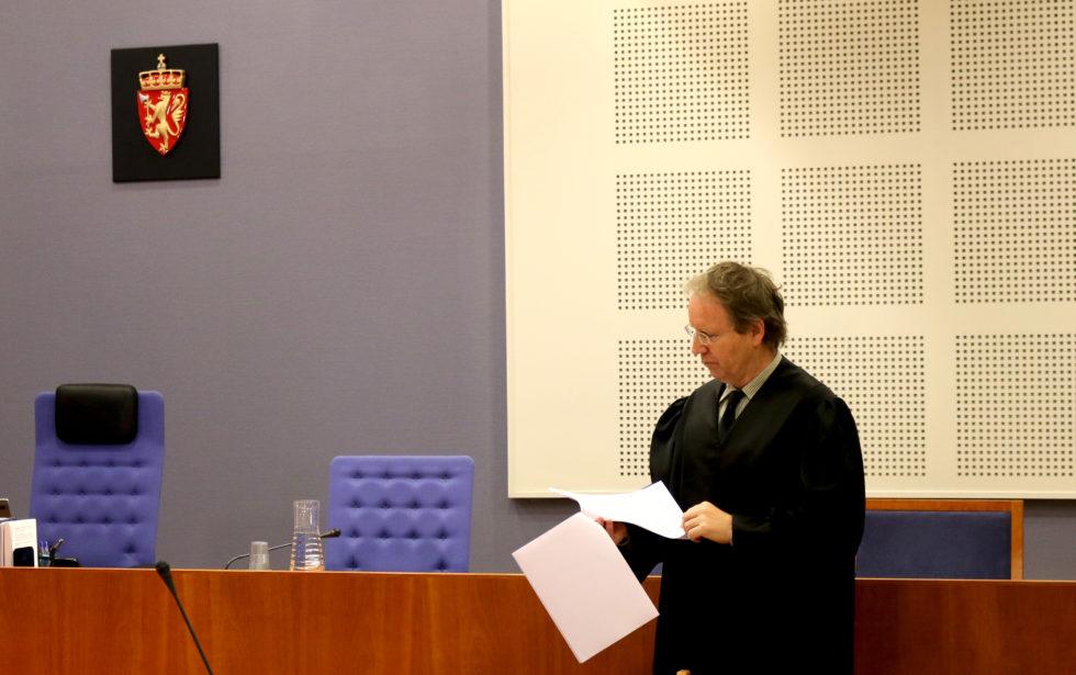 E18-rettssak: Vil Ha Samfunnsstraff For Grunneier