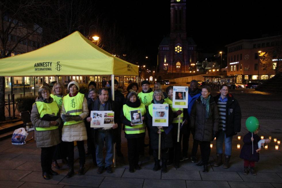 Menneskerettighetsorganisasjon Brer Om Seg I Arendal