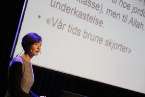 BRUNE SKJORTER: Storhaug Snakker Om Vår Tids Brune Skjorter.