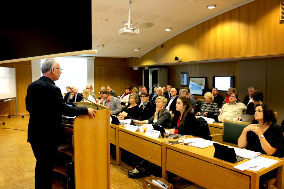Vaktbikkje-utvalget Har Fått Nytt Navn