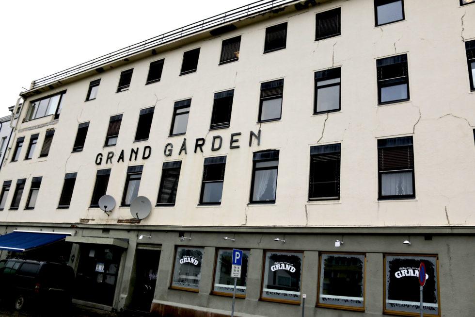 Anbefaler å Si Ja Til Nye Grandgården