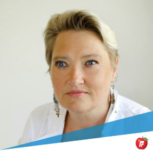 FREMSKRITTSPARTIPOLITIKER: Maurith Julie Fagerland Har Tatt Initiativet Til å Opprette Grupperingen «Folkeinitiativ Arendal». Foto: Facebook