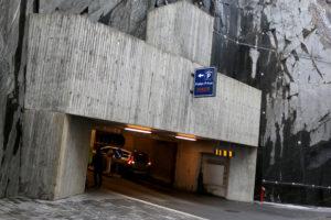 FULLT: Et økende Parkeringsbehov Melder Seg, Og Bystyret ønsker å Støtte Opp Om Utvidelsen Med å Tilføre Mer Penger Til Utvidelsesprosjektet. Foto: Esben Holm Eskelund