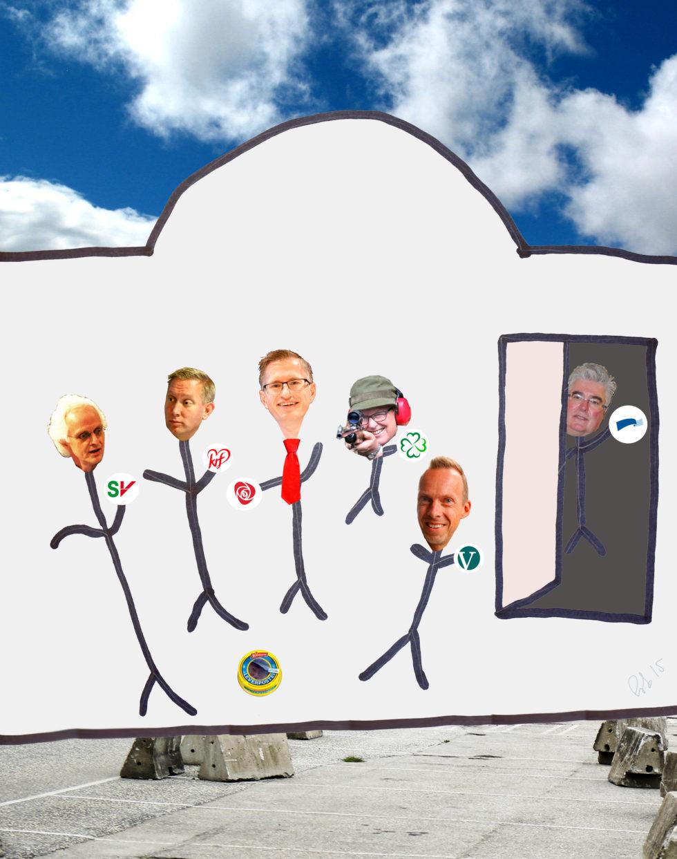 SKRÅBLIKK PÅ PULSEN: Farvel, 2015