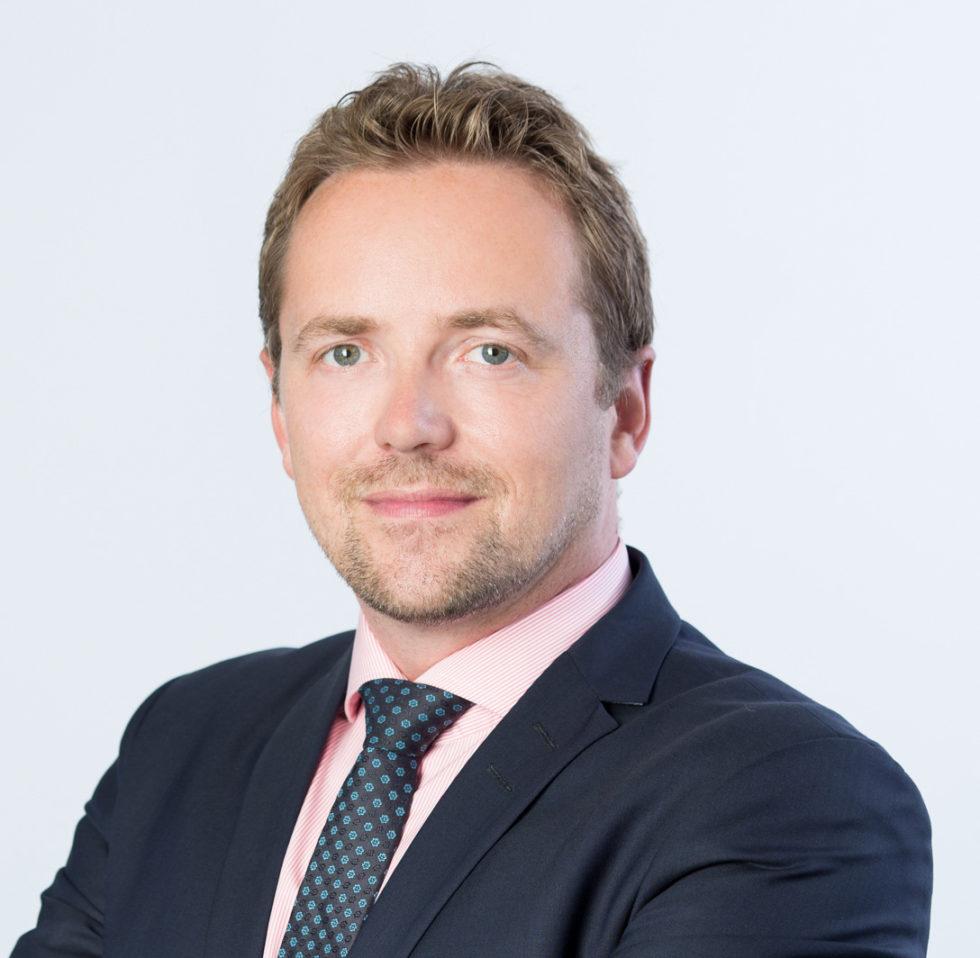 Han Blir Sjef For IT-satsning I Gard