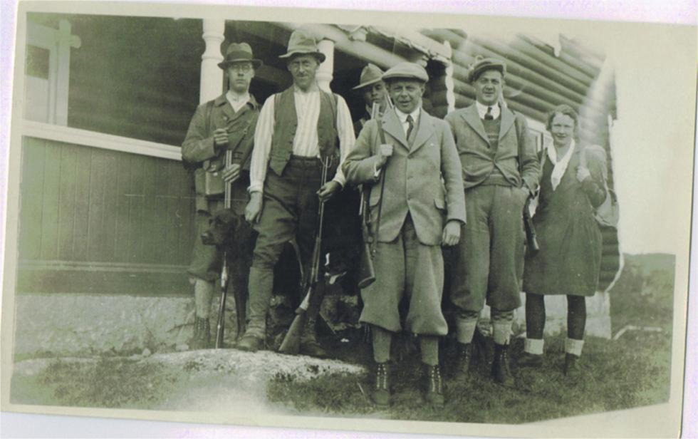 Jaktlag Anno 1920