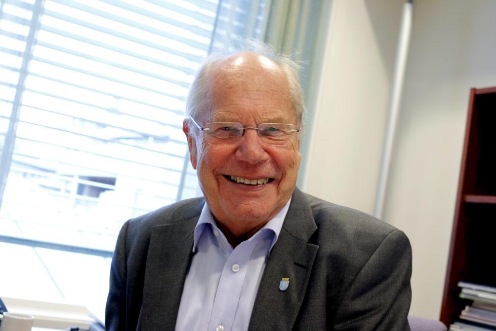 Gamle-ordføreren Får Skipsverftverv