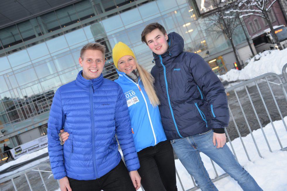 Ungdoms-OL:  Unge Ildsjeler Skal Bære OL-fakkelen
