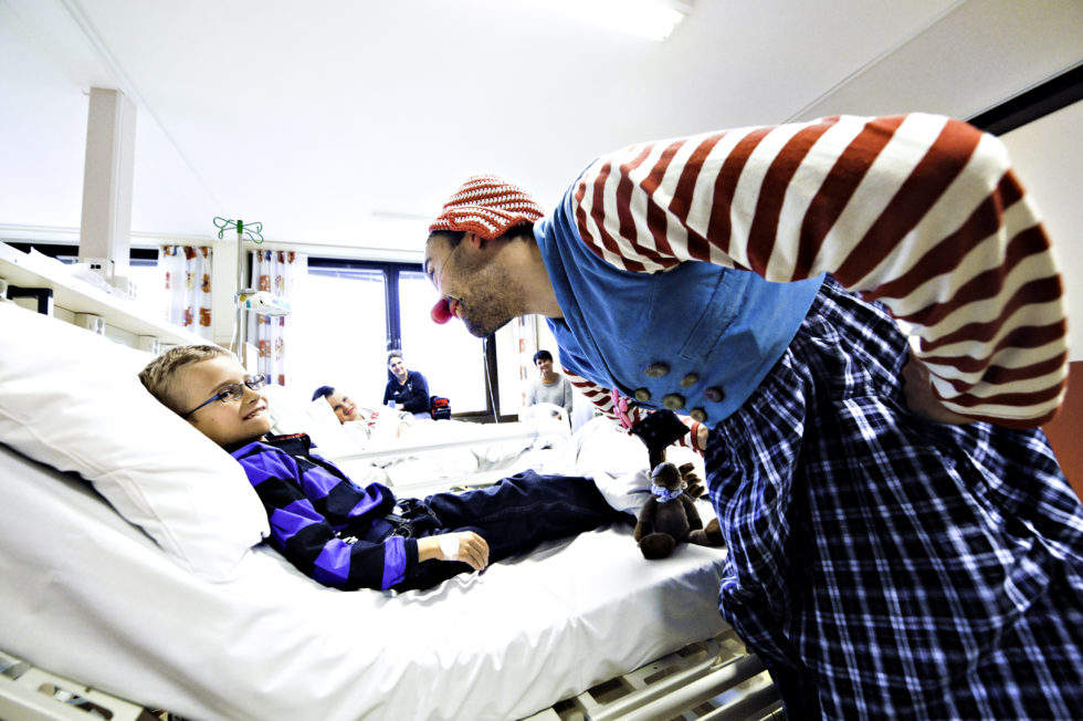 Innsamling For å Beholde Sykehusklovnene