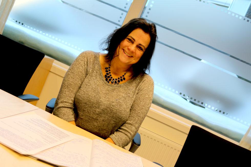 MEKTIG: Arbeiderpartiets Nina Jentoft Leder Kommuneplanutvalget Og Sitter I Formannskapet I Arendal. Hun Forundrer Seg Over Maktspørsmålet. Foto: Esben Holm Eskelund