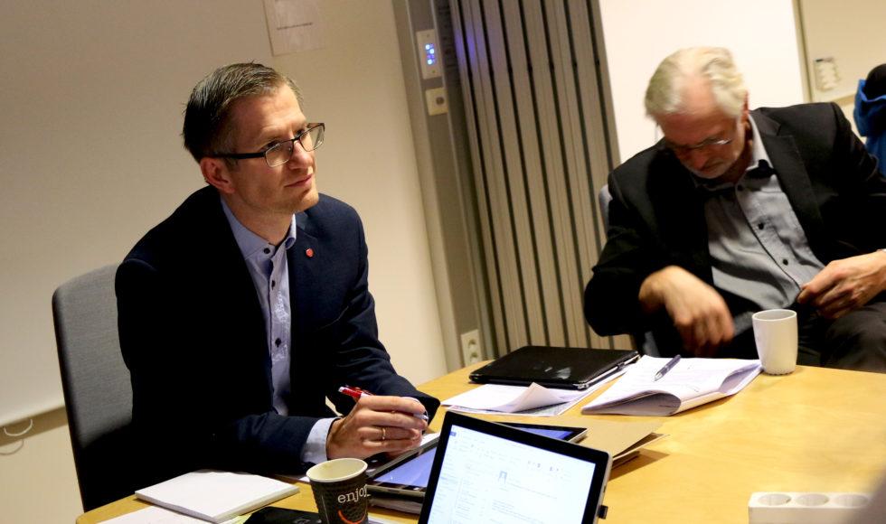 Ekstraordinært Møte I Arendal Om Kommunereform