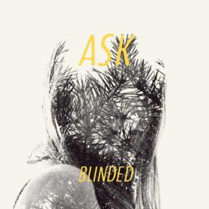 """DEBUTALBUM: Lokaltrioen ASK Ga Nylig Ut Sitt Aller Første Album """"Blinded"""". Foto: Christoffer Relander/ Sten E. Moe."""