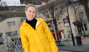 IDOLDELTAKER: Toringe Michelle Jensen  Bråstad Synger For Hele Norge På Idol-audition Onsdag Kveld.
