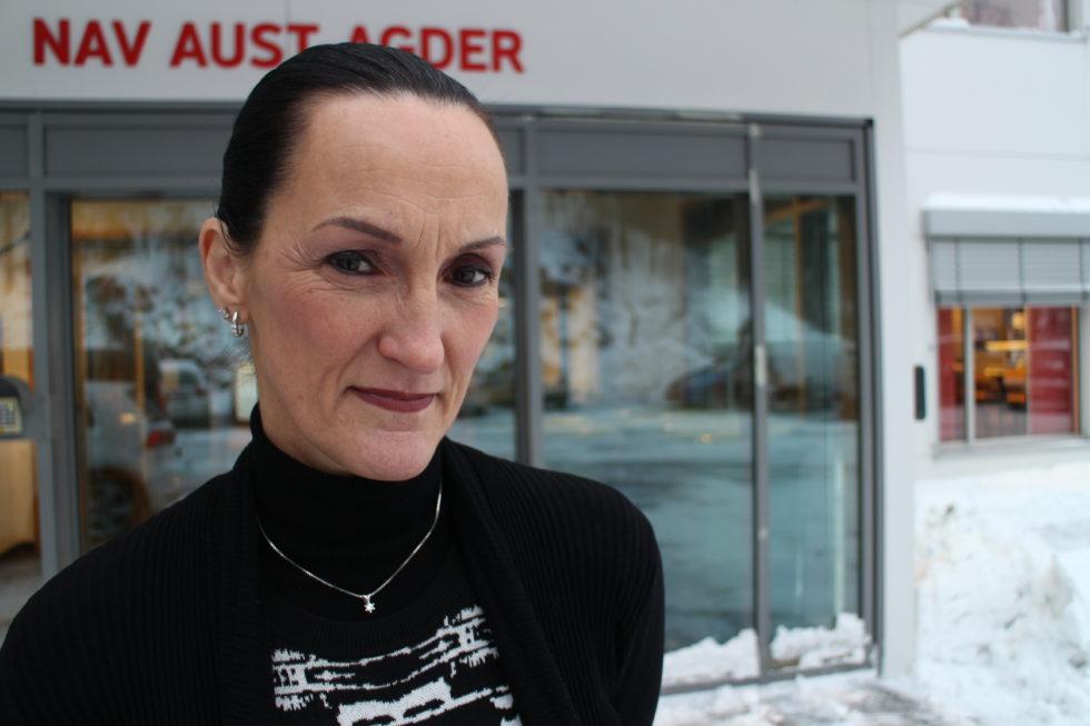 OFFENSIVE: Hilde Høynes I NAV Oppfordrer Folk Til å Være Offensive I Jobbsøkingen. Foto: NAV