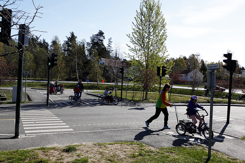 Nær 1.000 Elever Fikk Trafikkopplæring