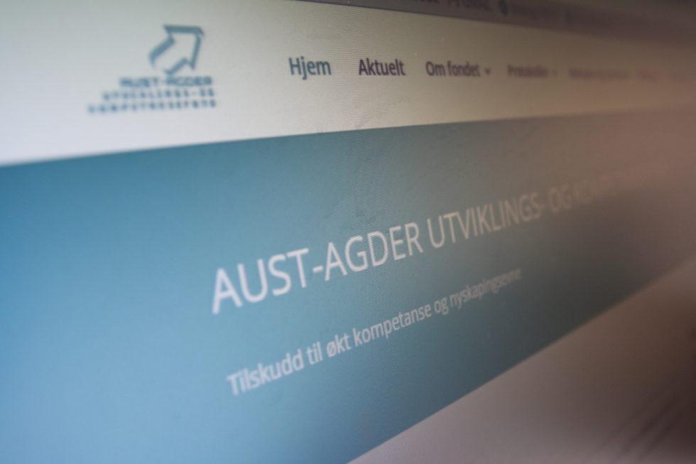 UTDELING: Aust-Agder Utviklings- Og Kompetansefond Deler Ut Tolv Millioner Kroner I 2016. Illustrasjonsfoto