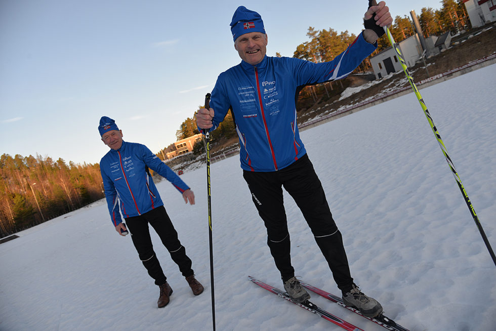 70 år Og Topp Helse: Gubber I Skisporet