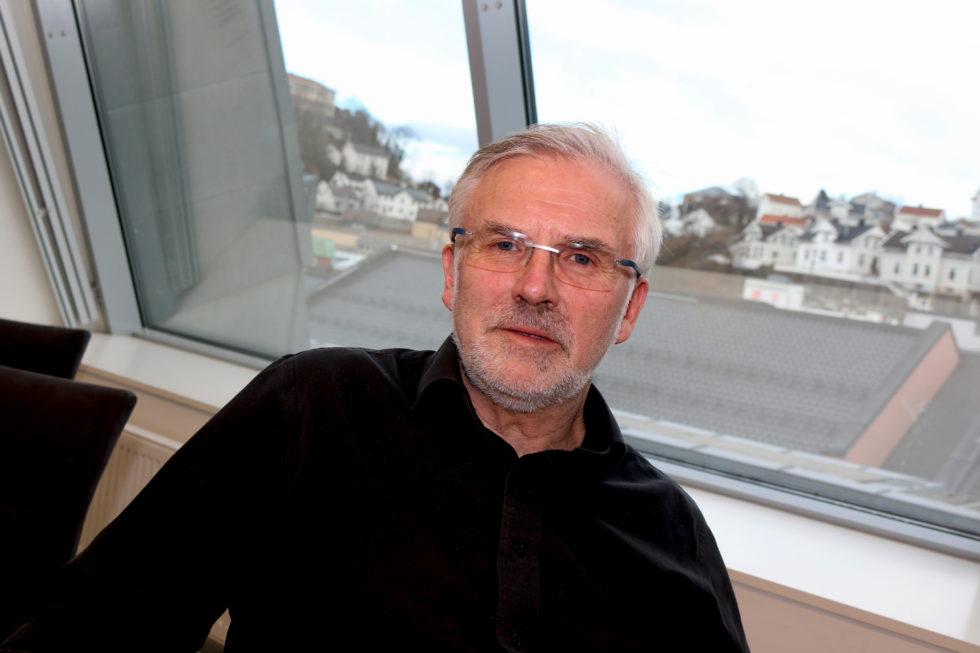 RÅDMANN: Harald Danielsen Styrer Administrasjonen I Arendal Kommune. Foto: Esben Holm Eskelund