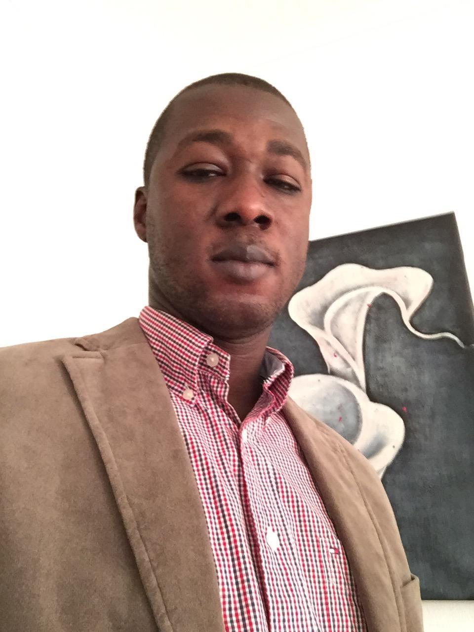 Internasjonale Arendal: Aleo Kamara Fra Sierra Leone