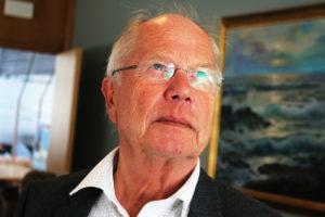 FRIMURER: Eks-ordfører Einar Halvorsen I Arendal Har Vært Frimurer I Rundt 20 år. Han Har Ingen Planer Om å Melde Seg Ut. Arkivfoto: Esben Holm Eskelund