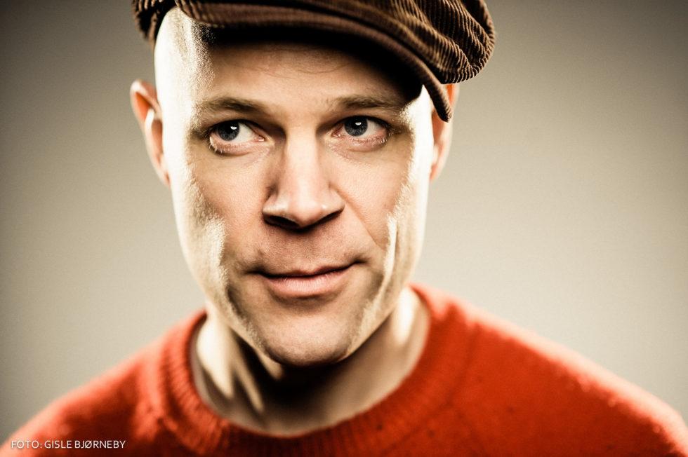 Asbjørn Ribe. Pressefoto: Gisle Bjørneby.