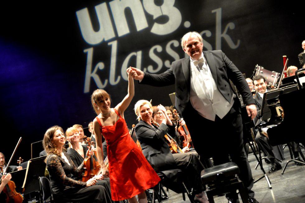 Ung Klassisk Solist: – En Ren Maktdemonstrasjon