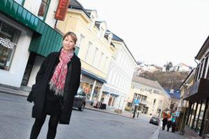 I FOKUS: Området Rundt Torvet Blir Tema I Forskning På Sentrumsutvikling I Arendal.
