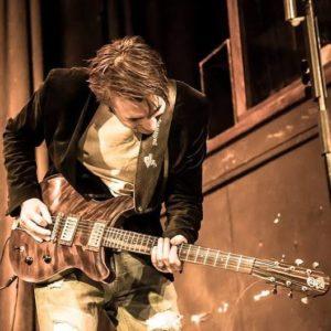 GJENHØR: Arendal Bluesklubb Inviterer Til Konsert På Langfredag Med Krissy Matthews, På Barrique. Pressefoto.