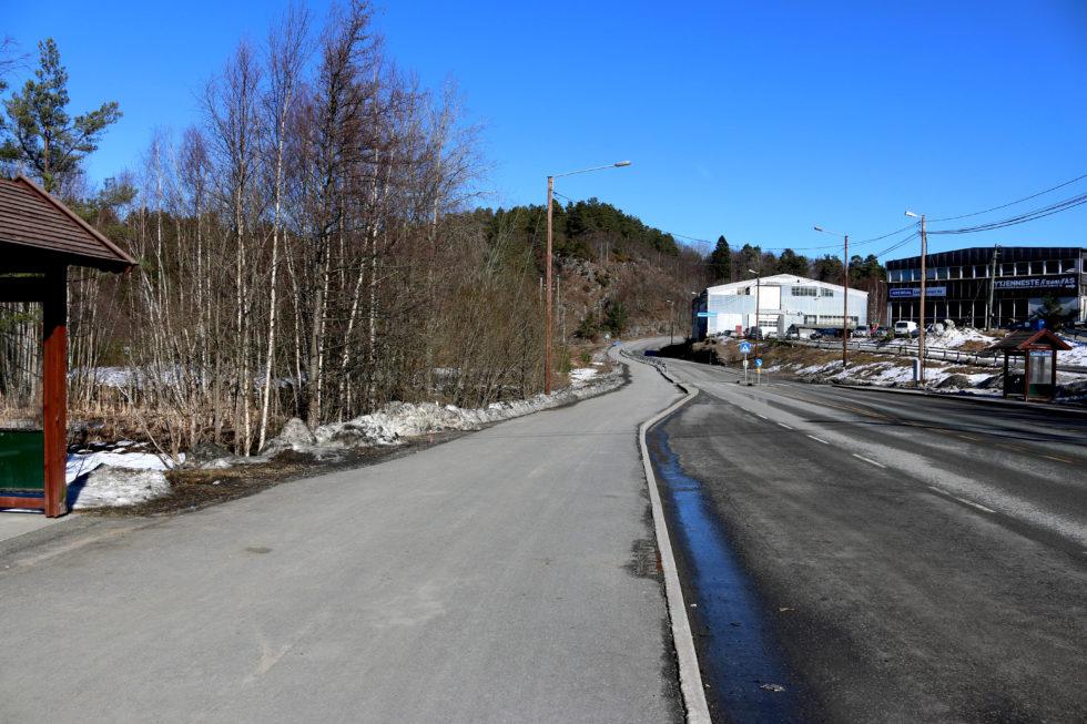 Får Bygge Ny Avkjørsel Til Lagerplass