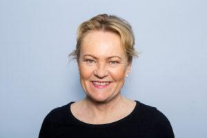 AKSJONSLEDER: Anita Mørland Er årets TV-aksjonsleder I Aust- Og Vest-Agder. Pressefoto.
