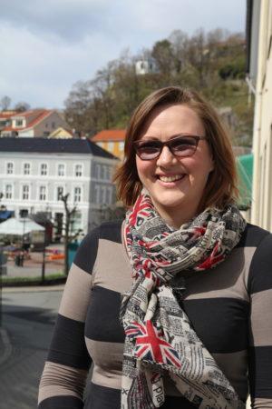 NESTLEDER: Irene Danielsen I Arendal Spillklubb