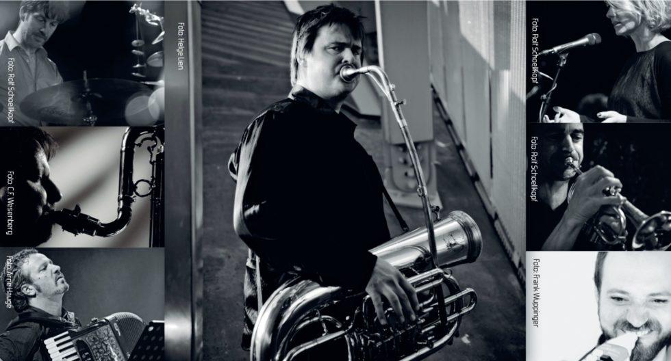 Jazzkonsert Med Lokalt Tilsnitt