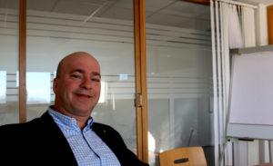 OPPOSISJONSLEDER: Anders Kylland, Arendal Fremskrittsparti.